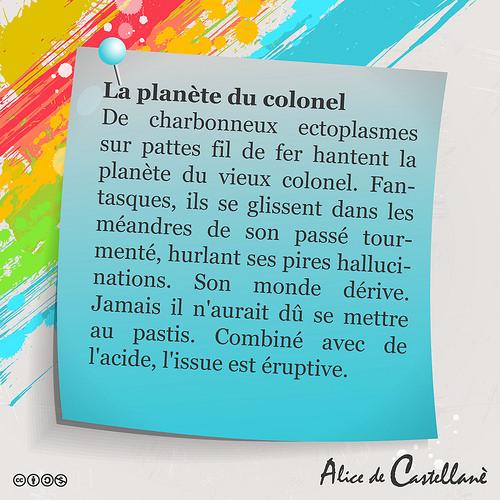 La planète du colonel